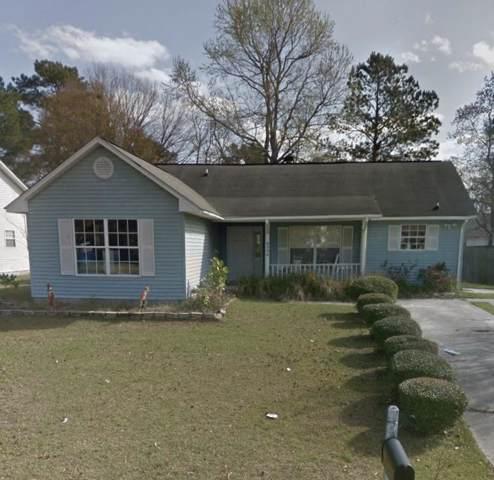 8556 Lake Marion Drive, North Charleston, SC 29406 (#19033100) :: The Cassina Group