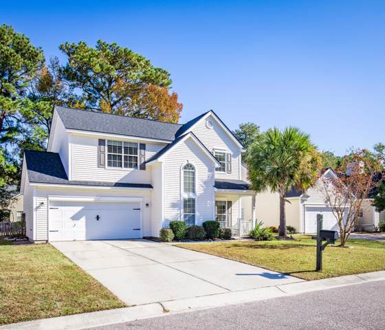 304 Rice Bay Drive, Mount Pleasant, SC 29464 (#19033133) :: The Cassina Group