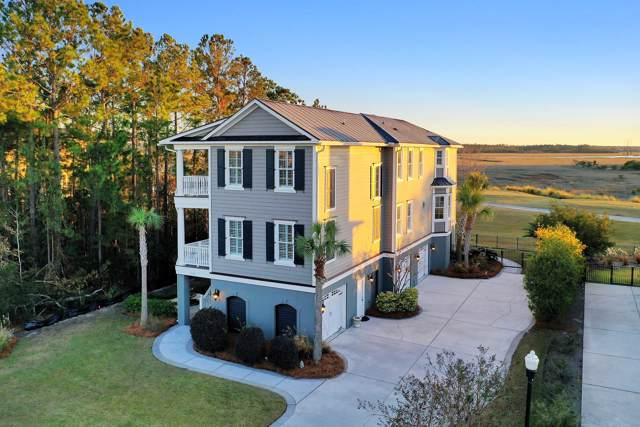2676 Crooked Stick Lane, Mount Pleasant, SC 29466 (#19033138) :: The Cassina Group