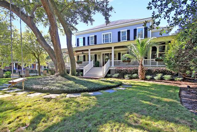 231 Delahow Street, Daniel Island, SC 29492 (#19033148) :: The Cassina Group