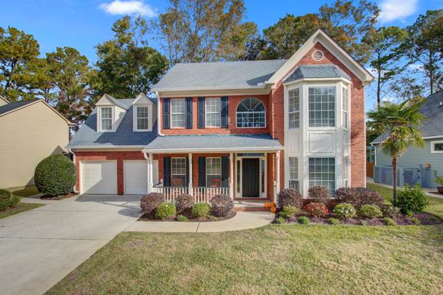 2754 Merwether Lane, Mount Pleasant, SC 29466 (#19033167) :: The Cassina Group