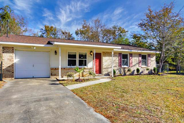 4470 Mixedwood Drive, Ladson, SC 29456 (#19033192) :: The Cassina Group