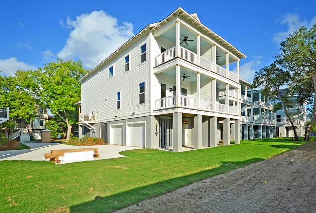 126 Howard Mary Drive B, Charleston, SC 29412 (#19033223) :: The Cassina Group