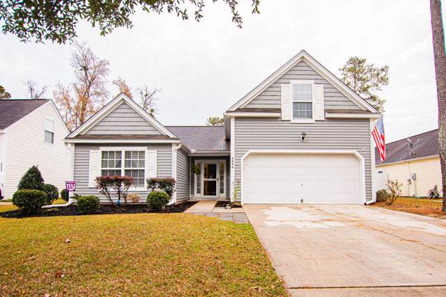 4896 Oak Leaf Road, Summerville, SC 29485 (#19033237) :: The Cassina Group