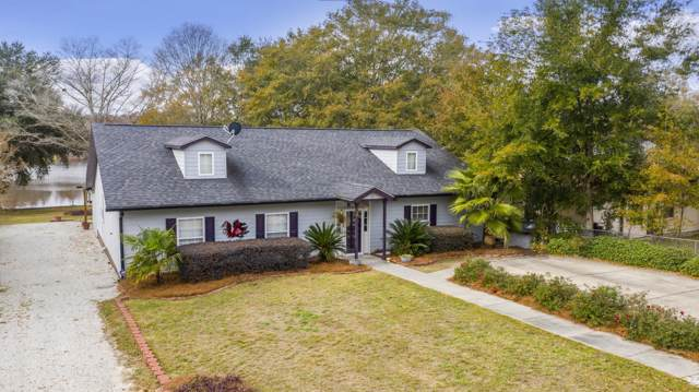 108 Fountain Lake Drive, Eutawville, SC 29048 (#19033399) :: The Cassina Group