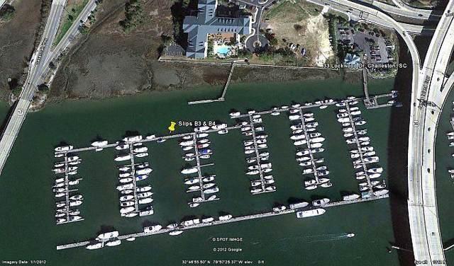 33 Lockwood Drive B3, Charleston, SC 29401 (#19033425) :: The Cassina Group