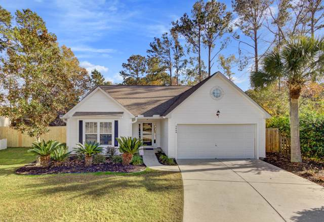 3444 Wellesley Court, Mount Pleasant, SC 29466 (#19033502) :: The Cassina Group