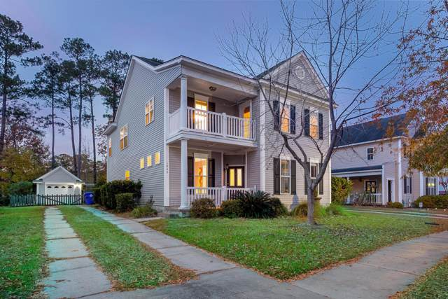 1849 Hubbell Drive, Mount Pleasant, SC 29466 (#19033528) :: The Cassina Group