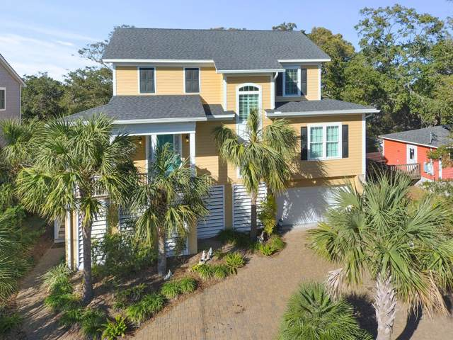 112 W Hudson Avenue, Folly Beach, SC 29439 (#19033573) :: The Cassina Group