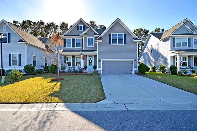 405 Turnstone Street, Mount Pleasant, SC 29464 (#19033584) :: The Cassina Group