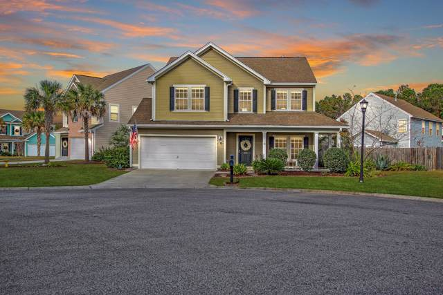 309 Tidal Rice Court, Charleston, SC 29492 (#19033613) :: The Cassina Group