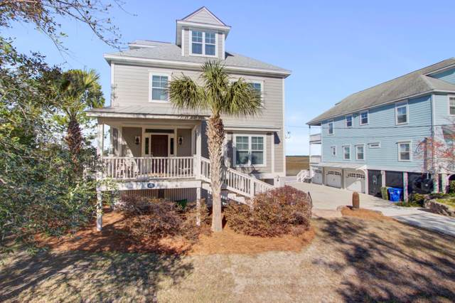 616 E Erie Avenue, Folly Beach, SC 29439 (#19033622) :: The Cassina Group