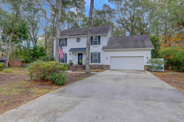 672 Sterling Drive, Charleston, SC 29412 (#19033640) :: The Cassina Group