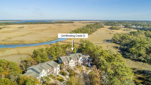124 Winding Creek Court 113-3, Mount Pleasant, SC 29464 (#19033652) :: The Cassina Group