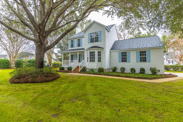 648 Gate Post Drive, Mount Pleasant, SC 29464 (#19033710) :: The Cassina Group