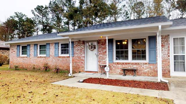 129 Mulberry Drive, Summerville, SC 29486 (#19033721) :: The Cassina Group