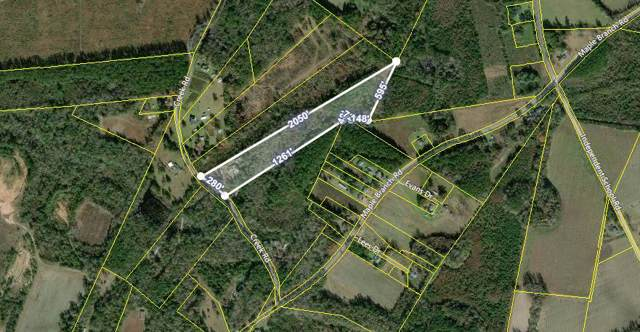 124 N Creek Road, Reevesville, SC 29471 (#19033950) :: The Cassina Group
