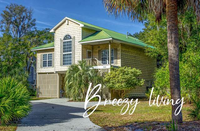 740 Fairway Drive, Edisto Island, SC 29438 (#19034338) :: The Gregg Team