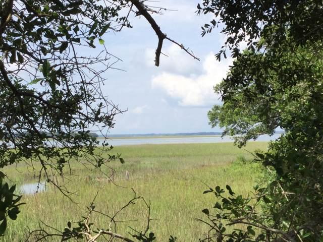 2688 Cherry Point Road, Wadmalaw Island, SC 29487 (#19034346) :: Realty One Group Coastal