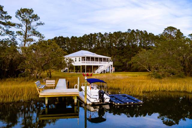 7805 Seafield Road, Yonges Island, SC 29449 (#19034499) :: The Cassina Group