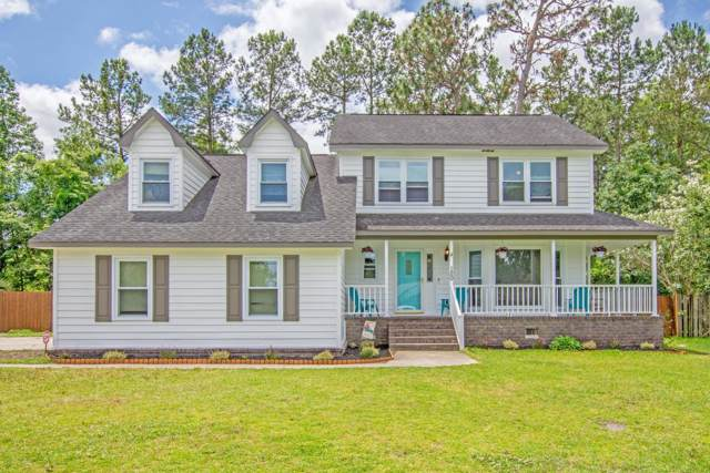120 Eastover Circle, Summerville, SC 29483 (#20000020) :: The Cassina Group