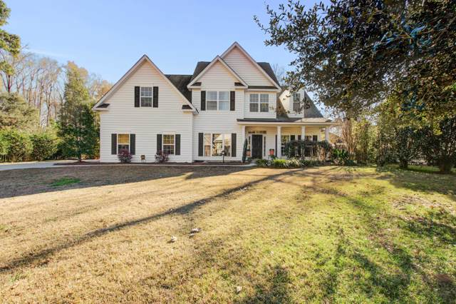 112 Stonewall Court, Summerville, SC 29483 (#20000036) :: The Cassina Group