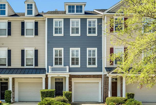 232 Fair Sailing Road #34, Mount Pleasant, SC 29466 (#20000045) :: The Cassina Group
