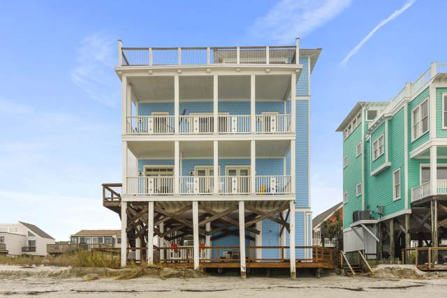 1707 E Ashley Avenue B, Folly Beach, SC 29439 (#20000126) :: Realty One Group Coastal