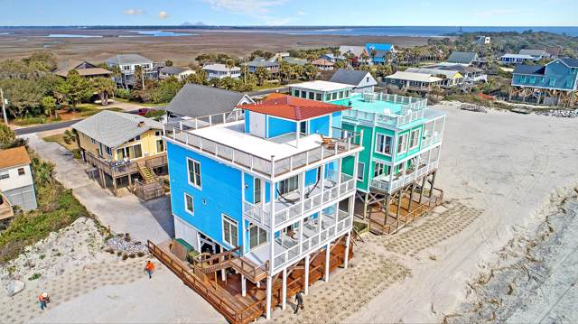 1707 B E Ashley Avenue, Folly Beach, SC 29439 (#20000176) :: The Gregg Team