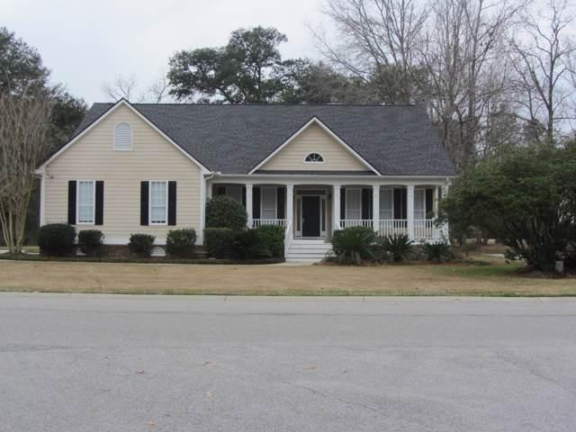 4026 Plantation House Road, Summerville, SC 29485 (#20000276) :: Realty One Group Coastal