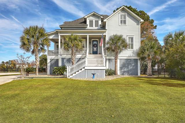 1581 Rivertowne Country Club Drive, Mount Pleasant, SC 29466 (#20000356) :: The Cassina Group
