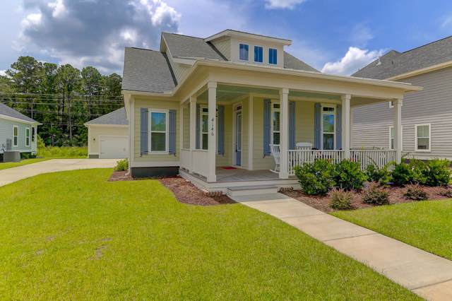 4146 Home Town Lane, Ravenel, SC 29470 (#20000370) :: The Cassina Group