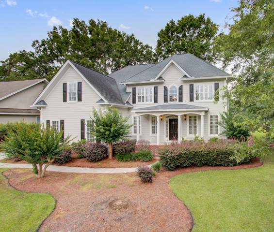 8859 E Fairway Woods Circle, North Charleston, SC 29420 (#20000410) :: The Cassina Group