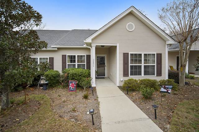 2456 Deer Ridge Lane, North Charleston, SC 29406 (#20000412) :: The Cassina Group