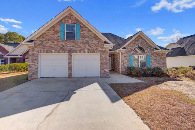 110 La Costa Way, Summerville, SC 29483 (#20000568) :: The Cassina Group
