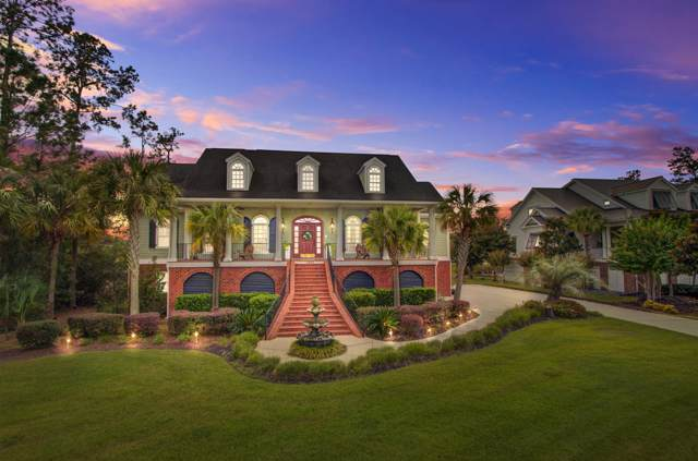 1401 Pointe Bluff Court, Mount Pleasant, SC 29466 (#20000581) :: The Cassina Group