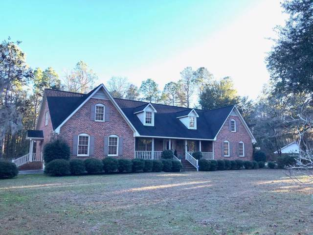 3385 Timberline Drive, Orangeburg, SC 29118 (#20000591) :: The Cassina Group