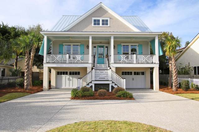 1009 Rivershore Road, Charleston, SC 29492 (#20000664) :: The Cassina Group