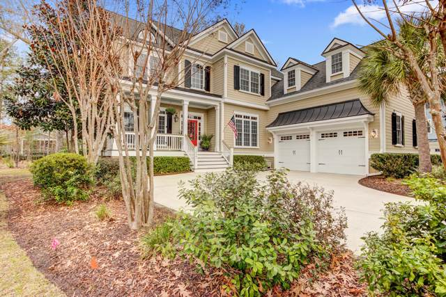 1527 Capel Street, Mount Pleasant, SC 29466 (#20000823) :: The Cassina Group