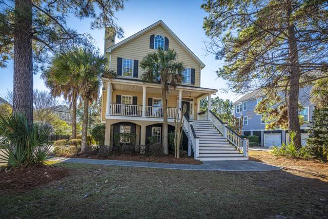 1984 N Creek Drive, Mount Pleasant, SC 29466 (#20000844) :: The Cassina Group