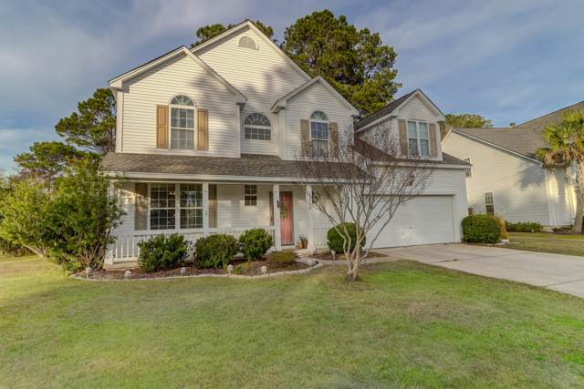 1448 Cypress Pointe Drive, Mount Pleasant, SC 29466 (#20000874) :: The Cassina Group