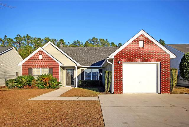 204 Dovetail Circle, Summerville, SC 29483 (#20000888) :: The Cassina Group