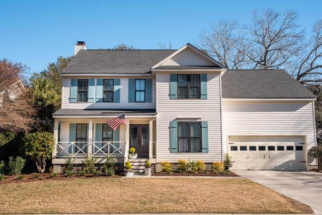 1524 Old Village Drive, Mount Pleasant, SC 29464 (#20000920) :: The Cassina Group