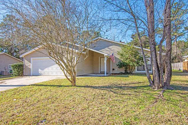 508 Woodward Boulevard, Summerville, SC 29483 (#20000953) :: The Cassina Group