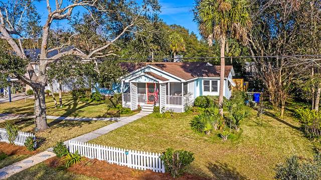 20 32nd Avenue, Isle Of Palms, SC 29451 (#20001019) :: The Cassina Group