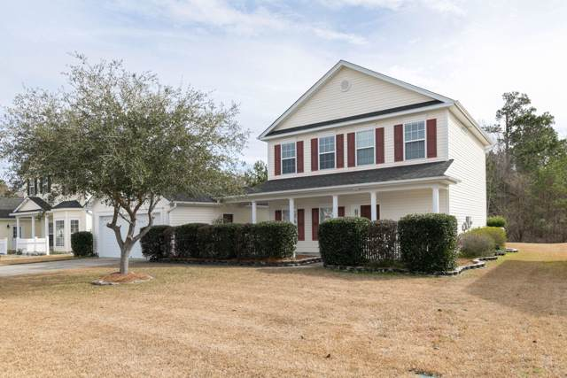 605 Savannah River Drive, Summerville, SC 29485 (#20001022) :: The Cassina Group