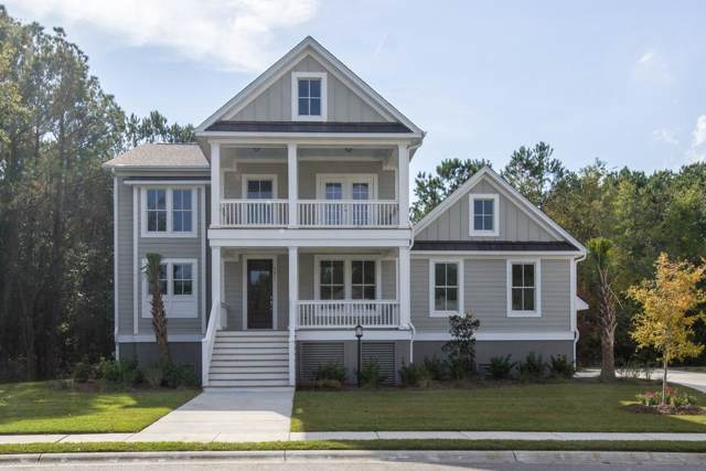 3105 Wosley Court, Mount Pleasant, SC 29466 (#20001082) :: The Cassina Group