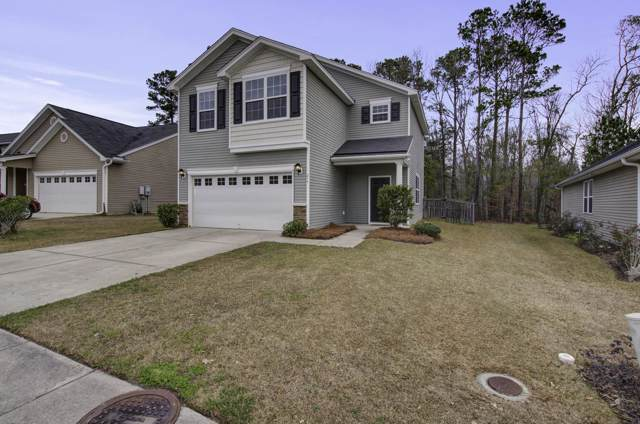 294 Clayburne Drive, Goose Creek, SC 29445 (#20001207) :: The Cassina Group