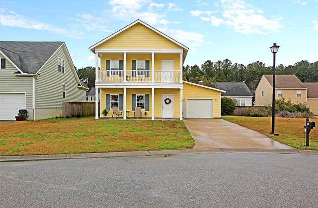 114 Brightwood Drive, Huger, SC 29450 (#20001300) :: The Cassina Group