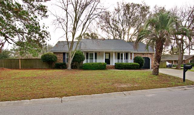 1189 Main Canal Drive, Mount Pleasant, SC 29464 (#20001335) :: The Cassina Group